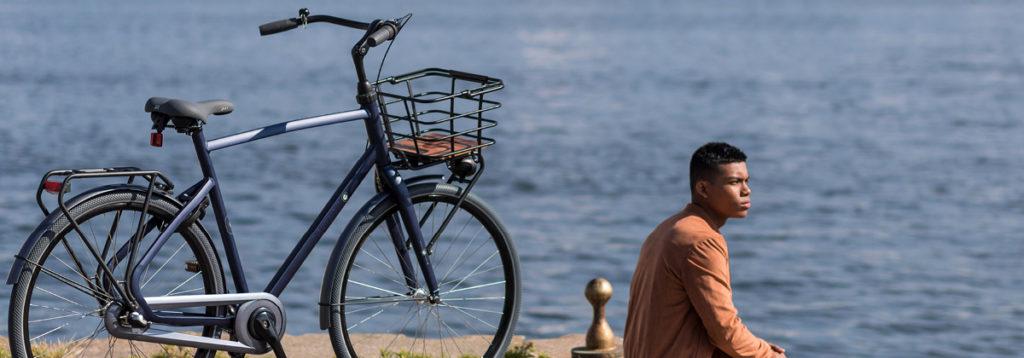 Cortina fiets verkrijgbaar bij Jan Bouwes Fietsen