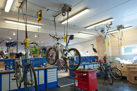 werkplaats jan bouwes fietsen