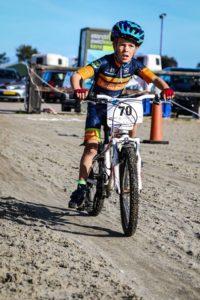 Jan Bouwes Fietsen Bike Event 2018 mountainbiker jongen