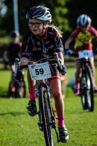 Jan Bouwes Fietsen Bike Event 2018 veldrijder meisje