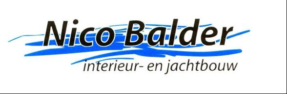 Nico Balder interieur- en jachtbouw sponsor van Bike Event