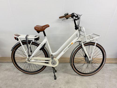 elektrische Cortina ecomo crush €400 tweedehands fiets